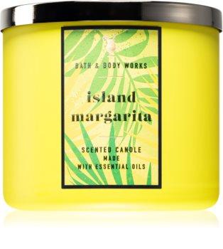 Bath & Body Works Island Margarita αρωματικό κερί