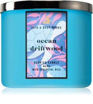 Bath & Body Works Ocean Driftwood illatos gyertya