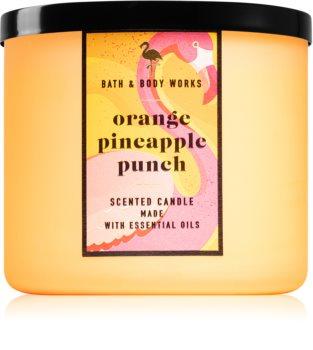 Bath & Body Works Orange Pineapple Punch Duftkerze