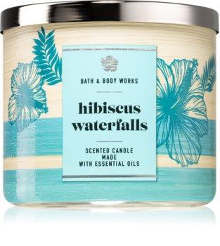 Bath & Body Works Hibiscus Waterfalls ароматна свещ