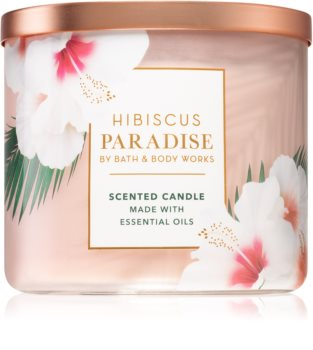 Bath & Body Works Hibiscus Paradise scented candle