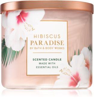 Bath & Body Works Hibiscus Paradise vonná svíčka