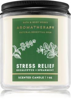 Bath & Body Works Aromatherapy Eucalyptus & Spearmint mirisna svijeća II.