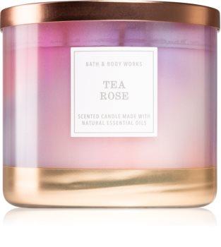 Bath & Body Works Tea Rose illatos gyertya