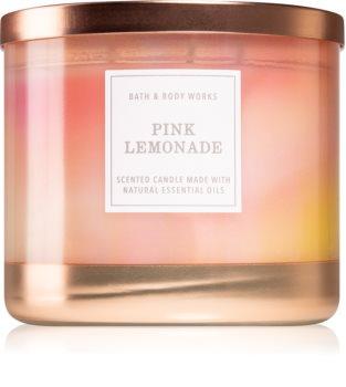 Bath & Body Works Pink Lemonade illatos gyertya