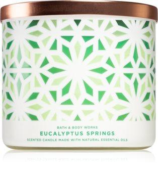 Bath & Body Works Eucalyptus Springs mirisna svijeća