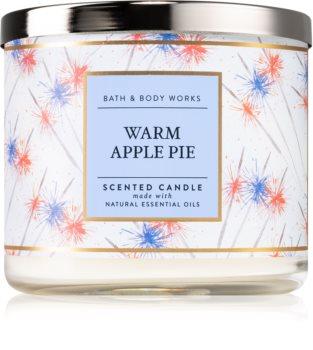 Bath & Body Works Warm Apple Pie Duftkerze
