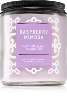 Bath & Body Works Raspberry Mimosa mirisna svijeća II.