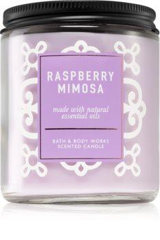Bath & Body Works Raspberry Mimosa scented candle II.