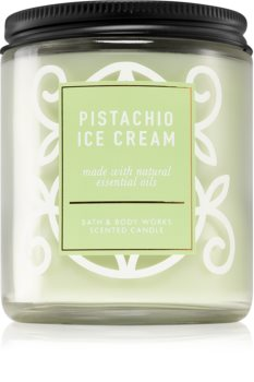 Bath & Body Works Pistachio Ice Cream bougie parfumée