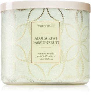 Bath & Body Works Aloha Kiwi Passionfruit vonná svíčka II.