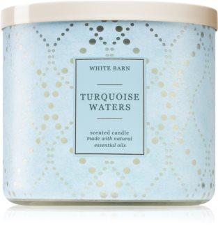 Bath & Body Works Turquoise Waters Tuoksukynttilä