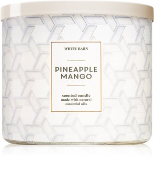 Bath & Body Works Pineapple Mango lumânare parfumată