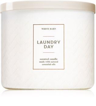 Bath & Body Works Laundry Day illatos gyertya