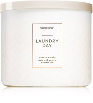 Bath & Body Works Laundry Day vonná sviečka