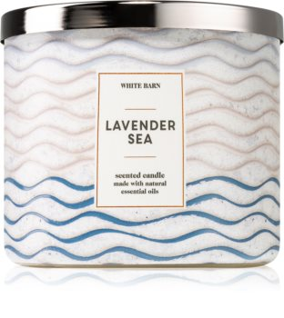 Bath & Body Works Lavender Sea ароматна свещ