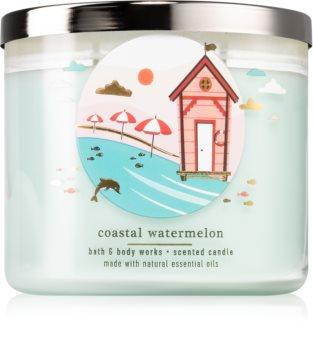 Bath & Body Works Coastal Watermelon mirisna svijeća