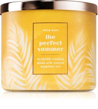 Bath & Body Works The Perfect Summer αρωματικό κερί