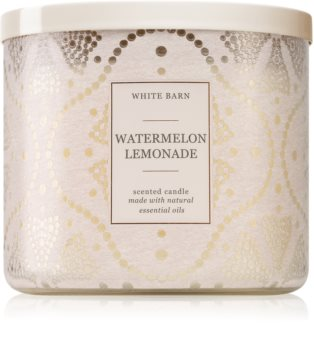 Bath & Body Works White Barn Watermelon Lemonade Duftkerze I.