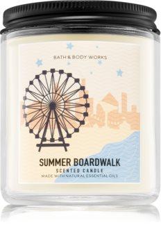 Bath & Body Works Summer Boardwalk świeczka zapachowa  I.