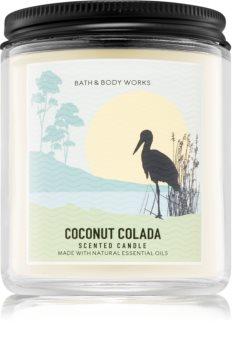 Bath & Body Works Coconut Colada lumânare parfumată