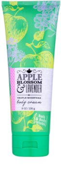 Bath & Body Works Apple Blossom & Lavender Body Cream for Women