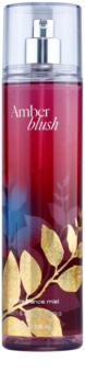 Bath & Body Works Amber Blush spray corporal para mujer