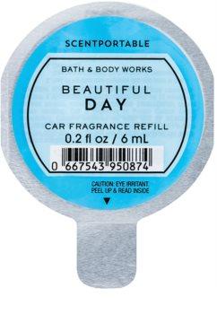 Bath & Body Works Beautiful Day illat autóba utántöltő
