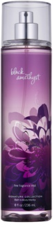 Bath & Body Works Black Amethyst spray de corpo para mulheres 236 ml