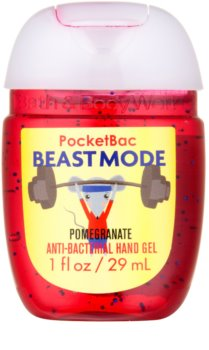 Bath & Body Works PocketBac Beastmode Pomegranate gel para manos