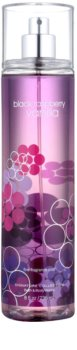Bath & Body Works Black Raspberry Vanilla spray de corpo para mulheres 236 ml