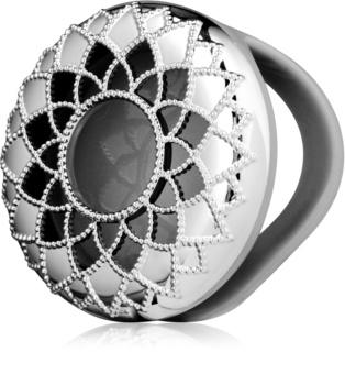 Bath & Body Works Beaded Spiral Floral suporte para ambientador de carro   suspenso