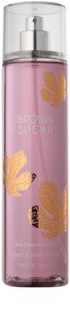 Bath & Body Works Brown Sugar and Fig spray corporal para mulheres 236 ml