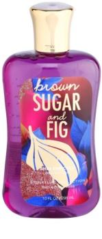 Bath & Body Works Brown Sugar and Fig Duschgel für Damen
