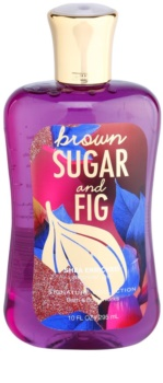 Bath & Body Works Brown Sugar and Fig gel de duche para mulheres