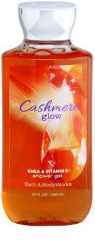 Bath & Body Works Cashmere Glow sprchový gel pro ženy