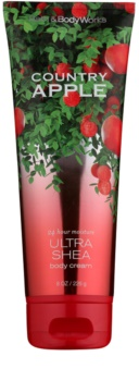 Bath & Body Works Country Apple crema corporal para mujer 236 ml