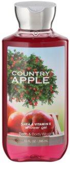 Bath & Body Works Country Apple gel de duche para mulheres 295 ml