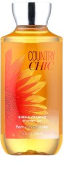 Bath & Body Works Country Chic gel de duche para mulheres 295 ml