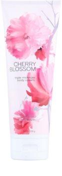 Bath & Body Works Cherry Blossom creme corporal para mulheres 226 g