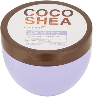Bath & Body Works Cocoshea Coconut manteiga corporal  para mulheres