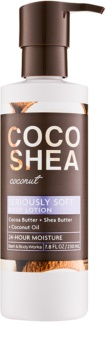 Bath & Body Works Cocoshea Coconut leche corporal para mujer 230 ml