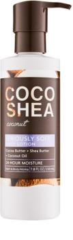 Bath & Body Works Cocoshea Coconut telové mlieko pre ženy 230 ml