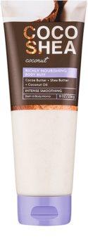 Bath & Body Works Cocoshea Coconut peeling corporal  para mulheres 226 g