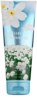 Bath & Body Works Cotton Blossom tělový krém pro ženy