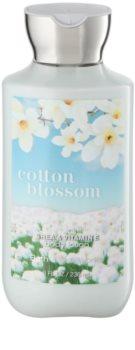Bath & Body Works Cotton Blossom leche corporal para mujer