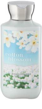 Bath & Body Works Cotton Blossom leite corporal para mulheres
