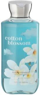 Bath & Body Works Cotton Blossom gel de duche para mulheres
