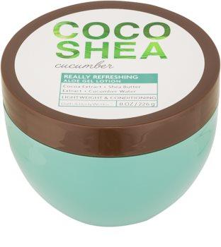 Bath & Body Works Cocoshea Cucumber leche corporal para mujer