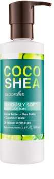 Bath & Body Works Cocoshea Cucumber Body Lotion for Women
